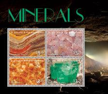 St. Vincent & The Grenadines-2016-Minerals - Minerals
