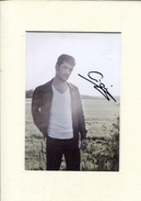 GREGOIRE - Autographes