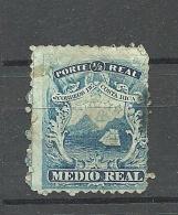 COSTA RICA 1862/63 Michel 1 O - Costa Rica