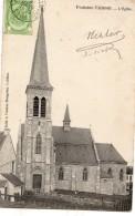 FONTAINE-VALMONT L'EGLISE - Merbes-le-Château