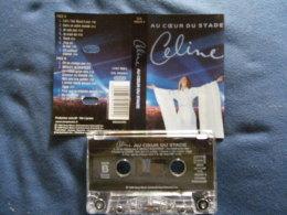 CELINE DION K7 AUDIO VOIR PHOTO...ET REGARDEZ LES AUTRES (PLUSIEURS) - Cassettes Audio