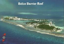 2  AK Belize * Barrier Reef Und Goff's Caye * - Belize