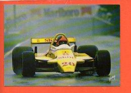 AUTOMOBILE - Emerson Fittipaldi F7 - Zolder 1980 - Sport Automobile