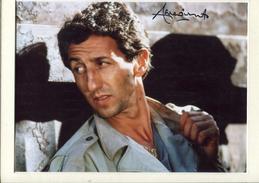 Richard ANCONINA - Autographes