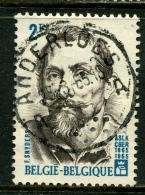 Belgique COB 1323 ° Anderlues - Oblitérés