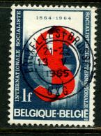 Belgique COB 1291 ° Bruxelles - Oblitérés