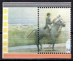 BELGIQUE    N°   * *   Jo 1984  Hippisme  Cheval - Archery