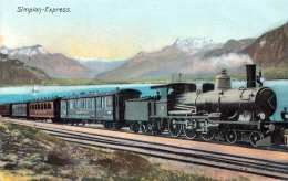 SIMPLON EXPRESS - Eisenbahnen