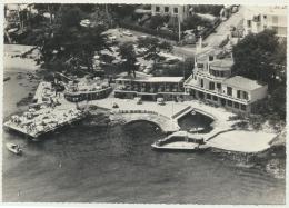 """06 - ANTIBES : Vue Aérienne Sur Le Restaurant """"La Baie Dorée"""" (1966) - Cap D'Antibes - La Garoupe"""