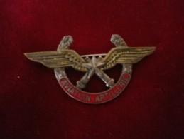 INSIGNE ARMEE DE L AIR ALAT AVIATION ARTILLERIE FAB DP - Armée De L'air