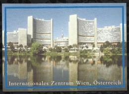 ENTIER POSTAL . - Centre International De Vienne