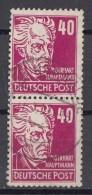 DDR Minr.336 Gestempelt Senkrechtes Paar - Gebraucht