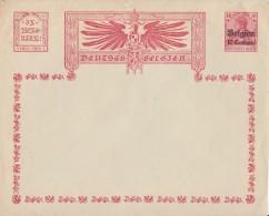 Dt Besetzung Belgien Privat-Ganzsachenumschlag Postfrisch - Besetzungen 1914-18