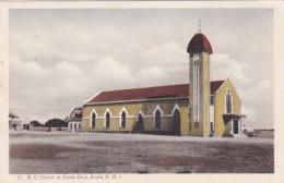 Aruba Roman Catholic Church At Santa Cruz