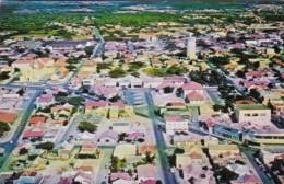 Aruba Oranjestad Aerial View