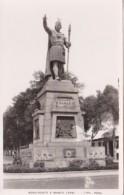 Peru LIma Monumento A Manco Capac Real Photo