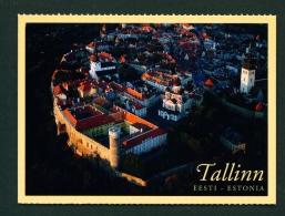 ESTONIA  -  Tallinn  Old Town  Unused Postcard - Estonia