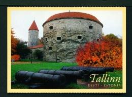 ESTONIA  -  Tallinn  Fat Margaret Tower   Unused Postcard - Estonia