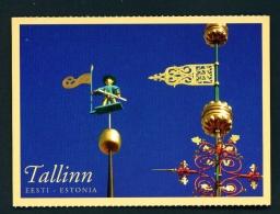 ESTONIA  -  Tallinn  Old Thomas  Unused Postcard - Estonia
