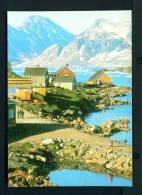 GREENLAND  -  Kap Dan  Unused Postcard - Greenland
