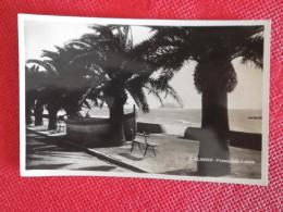 Alassio Passeggiata A Mare N. 32 Foto Angeli 1942 Savona - Altre Città