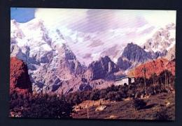 PAKISTAN  -  Hunza  Raka Poshi Peak  Unused Postcard - Pakistan