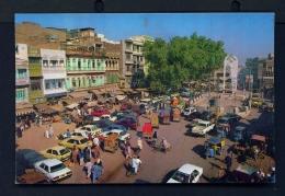PAKISTAN  -  Pershawar  Soakarno Chowk  Unused Postcard - Pakistan