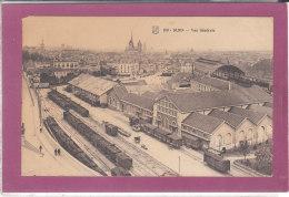 21.- DIJON .- Vue Générale  Gare - Dijon