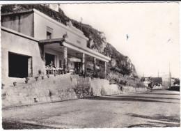 CPSM BRISON LES OLIVIERS SAVOIE HOTEL RESTAURANT LE BELVEDERE - Francia
