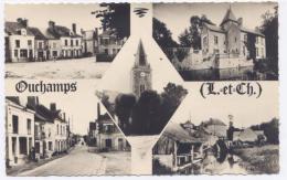 OUCHAMPS - Multivues - Format 9x14- 1968 - Bon état - France