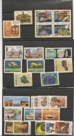 BRESIL Année 1989 LOT** - Brésil