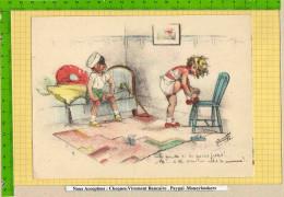 GRAVURE :   Ce Que Tu As De Grosses Fesses   GERMAINE BOURET 1930 - Bouret, Germaine