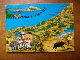 Espagne , Côte Basque Espagnole - España