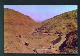 PAKISTAN  -  Khyber Pass  Unused Postcard - Pakistan