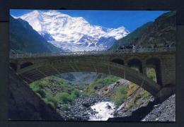 PAKISTAN  -  Hunza  Rakha Poshi  Unused Postcard - Pakistan