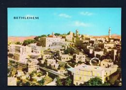 PALESTINE  -  Bethlehem  Panorama  Unused Postcard - Palestine