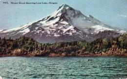 OREGON - Mount Hood Showing Lost Lake - Etats-Unis