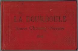 COMPAGNIE DES EAUX MINERALES LA BOURBOULE Source CHOUSSY PERRIERE Année 1993 Edition De Luxe Phototypie Berthaud - Books, Magazines, Comics