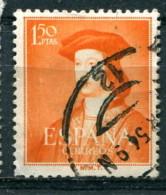 Espagne 1952 - YT 829 (o) - 1931-Today: 2nd Rep - ... Juan Carlos I