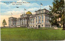 Museum, Botanical Gardens, Bronx Park, NEW YORK CITY  ( Etats Unis ) - Bronx