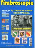 Timbroscopie N.128,Semeuse Préoblitéré,Allemagne Zone Occupée,Italie Modene,Parme,Sicile,René Fonck Aviation - Magazines