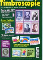Timbroscopie N.127,Obliteré Colonies,Italie Lombardie,Toscane,Sardaigne,guerre 1939-45 Documents,Argentine,CFP - Magazines