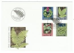 Suisse /Schweiz/Switzerland/ Pro-Juventute 1993 //  Lettre // FDC 1er Jour Oblitération Bern - Pro Juventute
