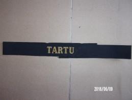 Bande De Bachi Tartu - Navy