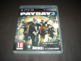 PlayStation 3 - Payday 2 - Sony PlayStation