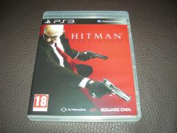 PlayStation 3 - Hitman Absolution - Sony PlayStation