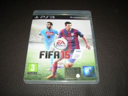 PlayStation 3 - FIFA 15 - Sony PlayStation