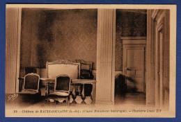44 HAUTE-GOULAINE Château, Chambre Louis XIV - Haute-Goulaine