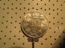 YUGOSLAVIA   10 Dinara 1938     1/1 - Yugoslavia
