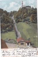 LUZERN GUTSCH CHEMIN DE FER TRAIN SUISSE - LU Lucerne